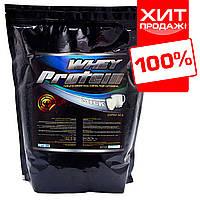 Белок протеина для роста мышц сывороточный Whey Protein 78% на развес (чистый)
