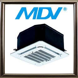 Кассетный кондиционер (компактный) MDV MDCA4-12HRN1