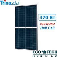 Солнечные батареи Trina Solar TSM-DE08M 370 Вт, 9BB, Half Cell