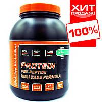 Сывороточный протеин для набора массы комплексный BioLine Nutrition + GABA 80%, фото 1