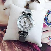 Часы женские наручные на магнитном браслете