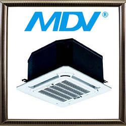 Кассетный кондиционер (компактный) MDV MDCA4-18HRN1