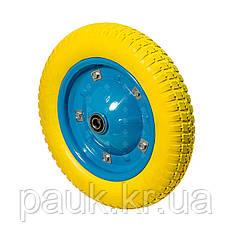 """Колесо 29-400х81-B(29 """"Norma High"""") Ø 400мм, без кронштейна кульковий підшипник"""