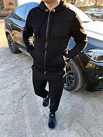 Спортивный костюм мужской Boss x black весенний осенний ЛЮКС