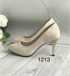 Классические туфли лодочки, фото 2
