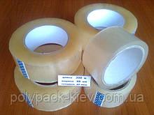Скотч 300 метров./48мм./40мкм. упаковочный прочный, прозрачный, упаковочная клейкая лента прочная купить Киев