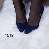 Класичні туфлі човники, фото 2