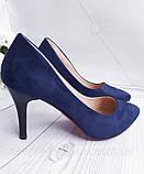 Класичні туфлі човники, фото 4