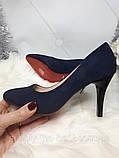 Класичні туфлі човники, фото 8