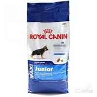 Royal Canin (Роял Канин) Maxi Junior 15 кг-корм для щенков до 15 месяцев.