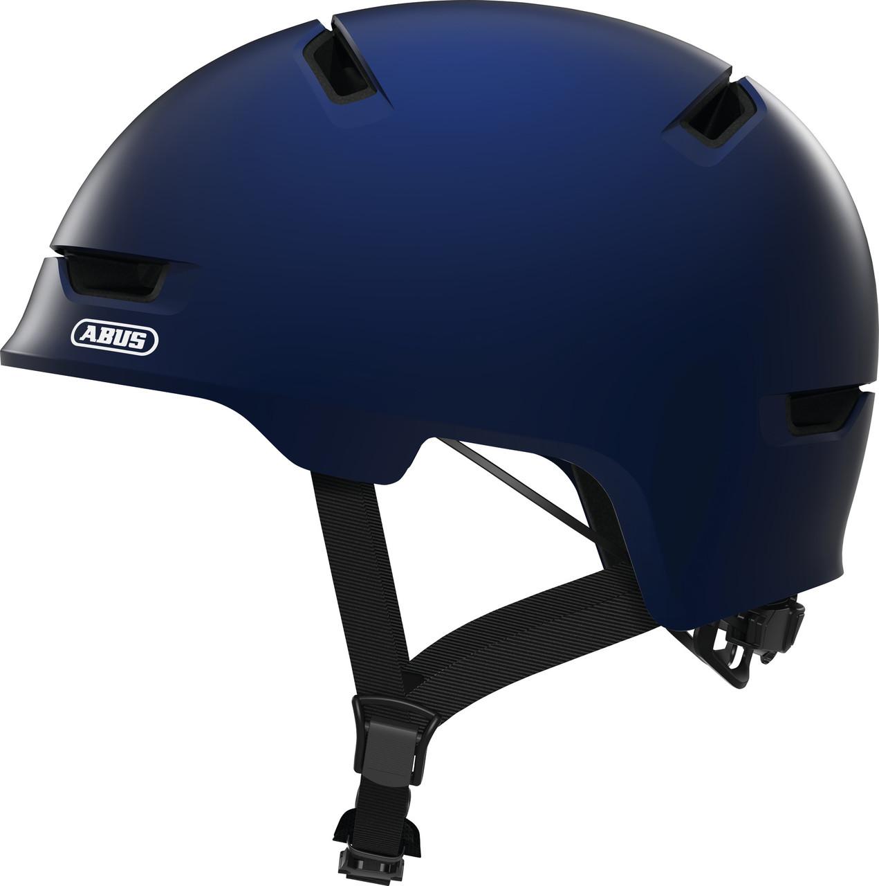 Велошлем ABUS SCRAPER 3.0 Ultra Blue L (57-62 см)