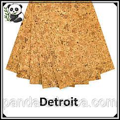 Коркові панелі (шпалери) Detroit TM Egen 600*300*2,5 мм