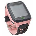 Розумні дитячі smart - годинник яскраві зручні з прослуховуванням і точним розташуванням F3 ОПТ, фото 5
