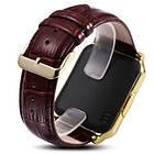 Умные часы с поддержкой звонков ,SMS ,Bluetooth  и других функций черные Smart Watch W90 ОПТ, фото 2