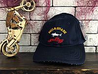 Бейсболка - В стиле Paul Shark (Синяя), фото 1