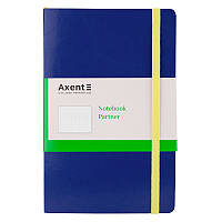 """Книга записная """"Axent"""" 96 листов """"Partner Flex"""" 125*195 точка, синяя 8209-07-А"""