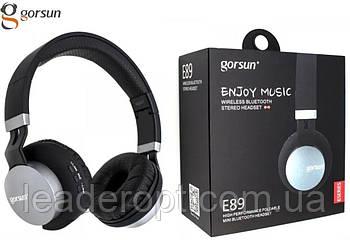 [ОПТ] Беспроводные Bluetooth наушники GORSUN GS-E89