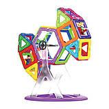 Конструктор Limo Toy магнітний великі двосторонні деталі (46 Деталей), фото 4
