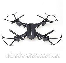 Квадрокоптер, 8807W DJI, Дрон з WiFi FPV камерою, складаний квадрокоптер, фото 2