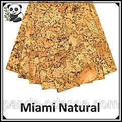 Коркові панелі (шпалери) Miami Natural TM Egen 600*300*3 мм