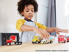 Тачки 3 (Cars Disney Pixar Cars Van Scanlane) Ван Сканлейн от Mattel, фото 3
