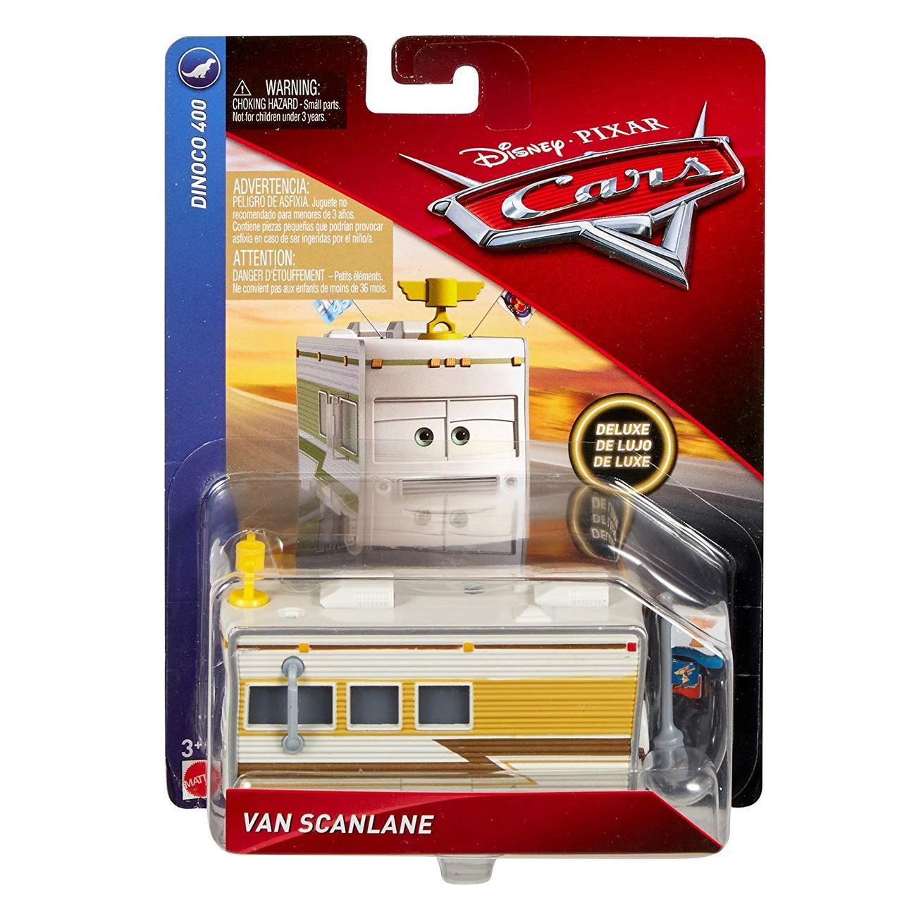 Тачки 3 (Cars Disney Pixar Cars Van Scanlane) Ван Сканлейн от Mattel
