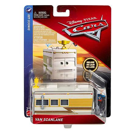 Тачки 3 (Cars Disney Pixar Cars Van Scanlane) Ван Сканлейн от Mattel, фото 2