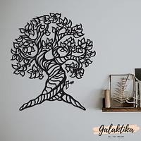 """Картина из дерева """"Дерево"""""""