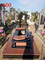 Памятник с цветным портретом, фото 1