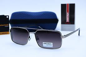 Солнцезащитные мужские прямоугольные очки Matrix 8615 с24-Р93