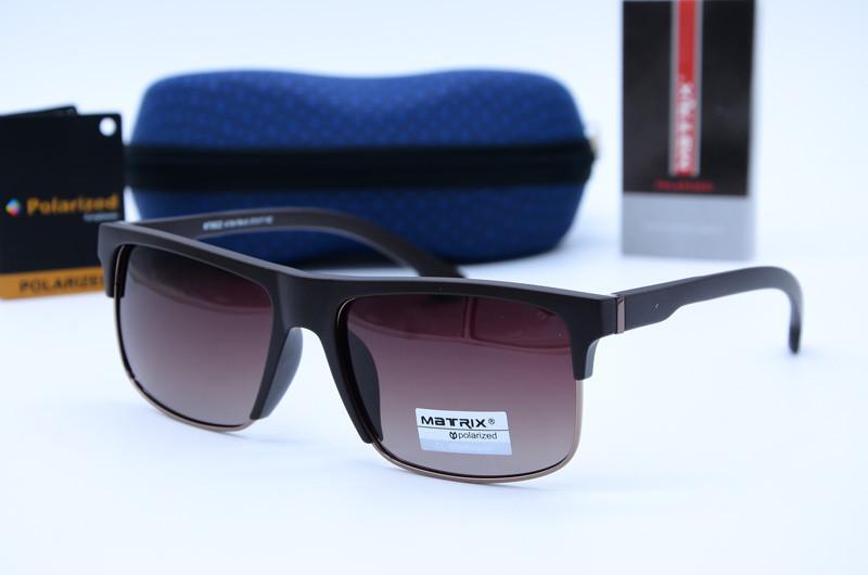 Сонцезахисні чоловічі окуляри Клабмастер Matrix 8622 А739-Р94