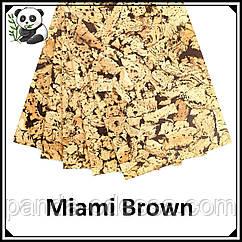 Пробковые панели (обои) Miami Brown TM Egen 600*300*3 мм