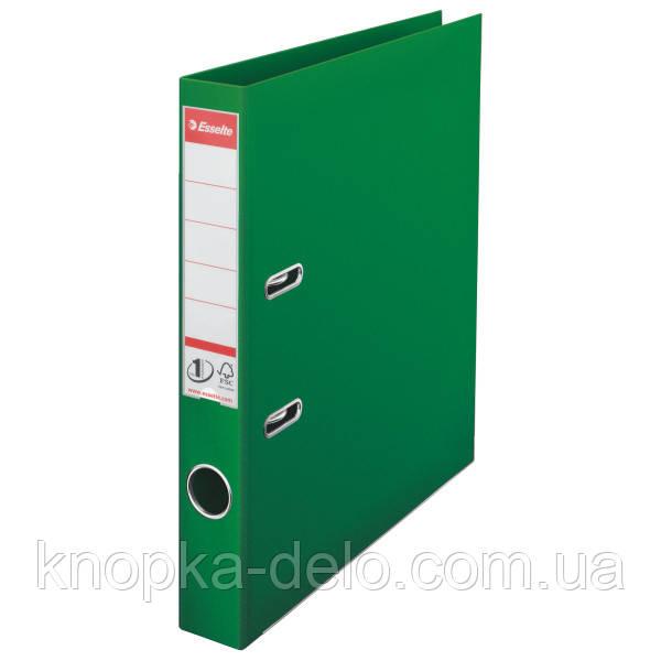Папка-регистратор Esselte No.1 Power А4 50мм зеленая, арт. 811460