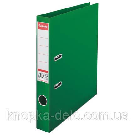 Папка-регистратор Esselte No.1 Power А4 50мм зеленая, арт. 811460, фото 2