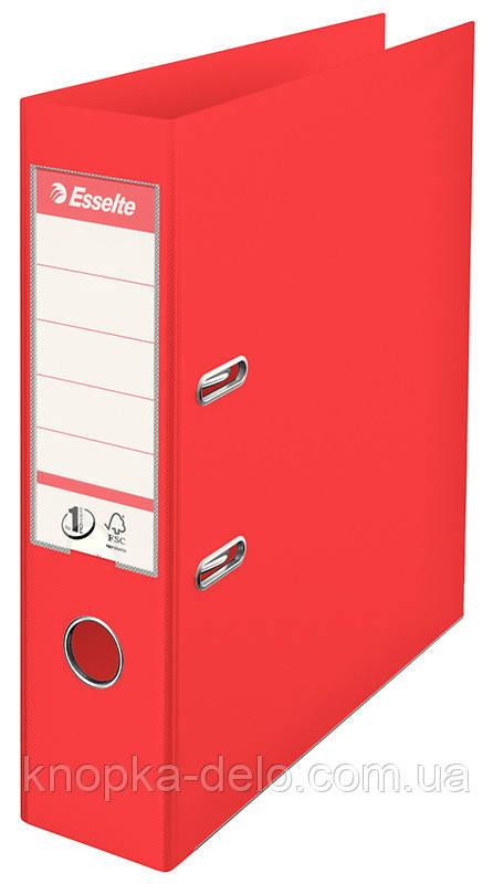 Папка-регистратор Esselte No.1 Power А4 75мм, красная, арт. 811330