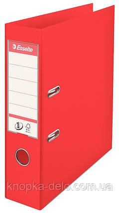 Папка-регистратор Esselte No.1 Power А4 75мм, красная, арт. 811330, фото 2