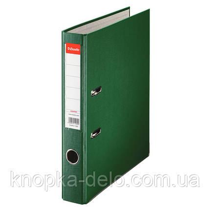 Папка-регистратор Esselte ECO А4 50мм , зеленая, арт. 81196, фото 2