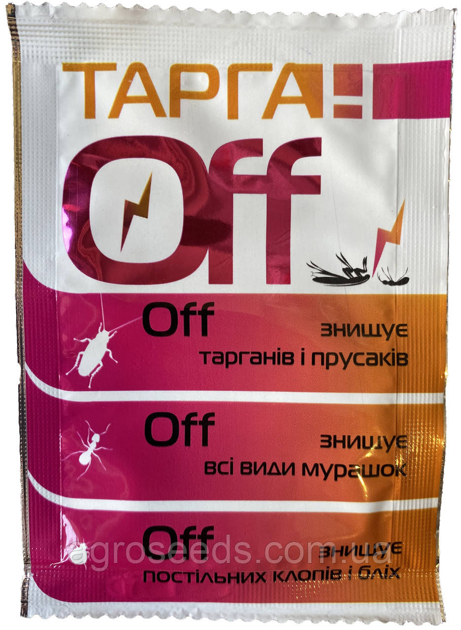 Инсектицид Тарган Off 2 г оригинал