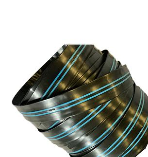 Крапельна стрічка щілинна Aqua-TraXX крок 20см 200м (розмотування), фото 2