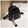 Женский рюкзак черный Love, фото 2