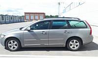 Ветровики Volvo V50 2005-2012  дефлекторы окон