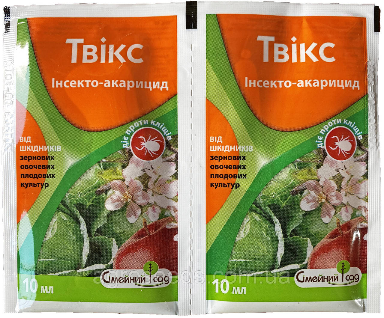 Инсектицид Твикс 10 мл (аналог Нурелл-Д, Залп) оригинал