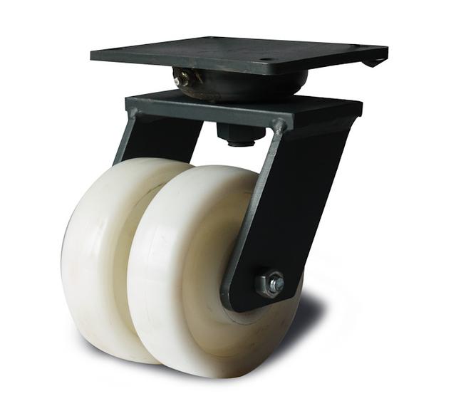 Сверхусиленные полиамидные колеса