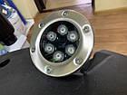 Плавающий фонтан Aqua Nova ANFF-55000 c LED 6 и пультом, фото 5