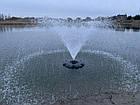 Плавающий фонтан Aqua Nova ANFF-55000 c LED 6 и пультом, фото 9