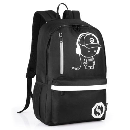 Рюкзак Music S светящийся в темноте