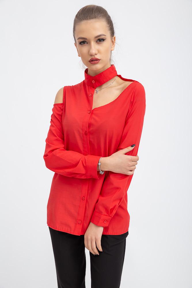 Блуза женская цвет Красный