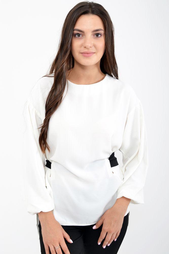 Блуза женская цвет Белый