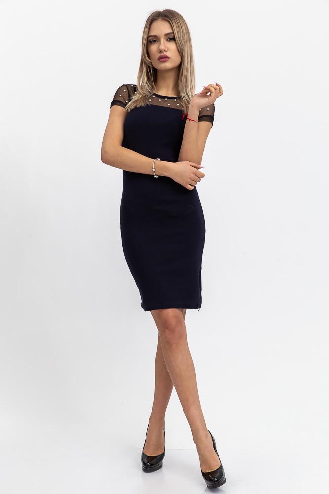 Платье цвет Темно-синий