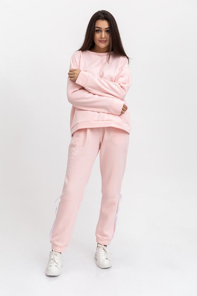 Спорт костюм женский цвет Персиковый